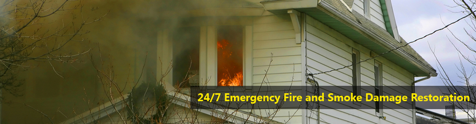 Emergency Fire & Smoke Damage Restoration Simi Valley CA